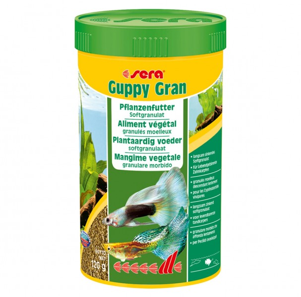 Sera guppy gran - 250ml