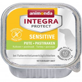 Animonda Integra Protect Sensitive Pute&Pastinaken
