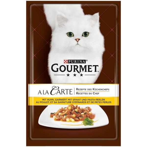 Gourmet A la Carte 24x85g
