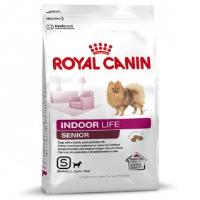 Royal Canin Hundefutter Indoor Life Senior Small Dog