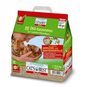 Cat's Best Litière ÖkoPlus pour chats