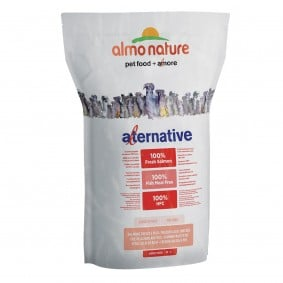 Almo Nature Alternative Medium / Large Lachs und Reis