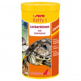 Sera Raffy I Aliment pour tortues