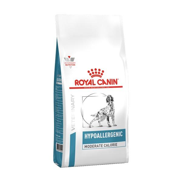 Royal Canin Vet Diet Trockenfutter Hypoallergenic Moderate Calorie