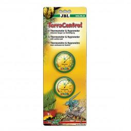 JBL TerraControl Thermo- und Hygrometer
