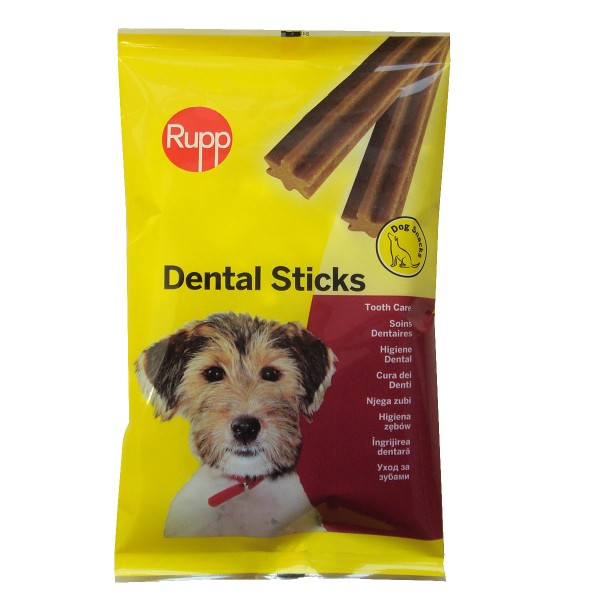 Rupp Hundesnack Dental Sticks 180g