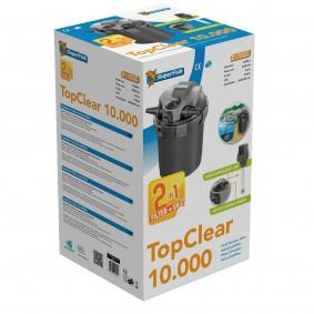 SuperFish TopClear Teichdruckfilter mit UVC Vorklärung