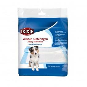 Trixie Welpen-Unterlage Nappy-Stubenrein 30×50cm 7Stück