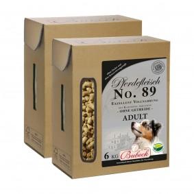 Bubeck No.89 Pferdefleisch mit Kartoffel & Amaranth 2x6kg