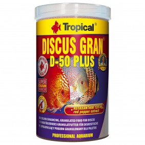 Tropical Discus Gran D-50 Plus 1L