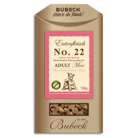Bubeck No.22 Mini Entenfleisch 700g