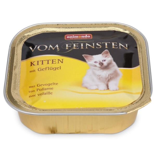 Animonda Vom Feinsten Kitten Geflügel 100g