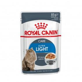Royal Canin Ultra Light v želé, 48 x 85 g