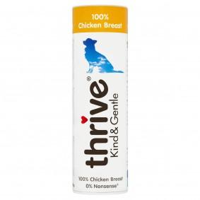 thrive Kind & Gentle 100% Hühnerbrust Hundesnack 25g