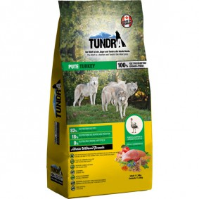 Tundra Trockenfutter Pute