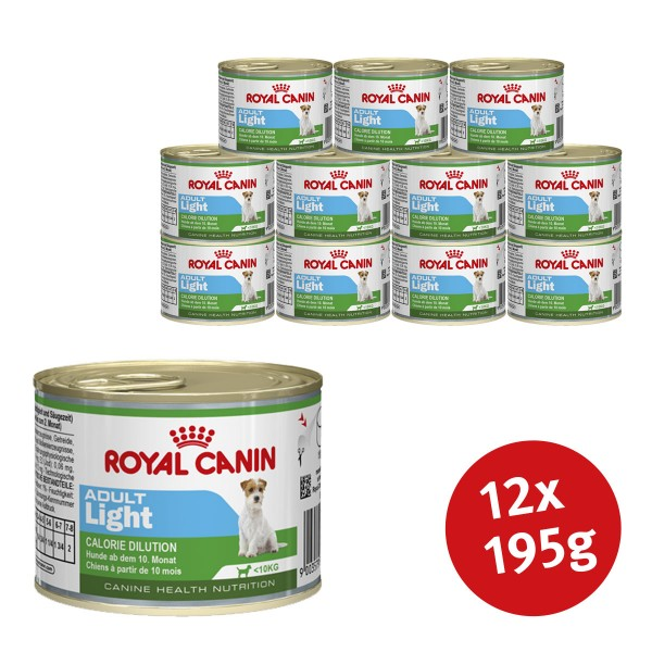 Royal Canin Adult Light 12 x195g