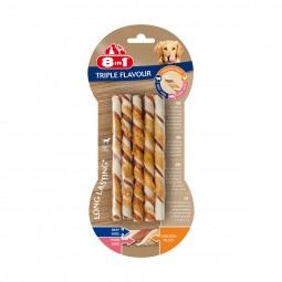 8in1 Triple Flavour Twisted Sticks