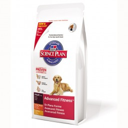 Hill's Science Plan Canine Advanced Fitness Adult Large Breed mit Huhn