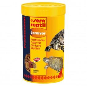 Sera Reptil Professional Carnivor Aliment pour reptiles carnivores