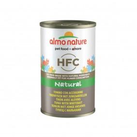 Almo Nature HFC Natural Cat Thunfisch mit Jungsardellen