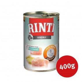 Rinti Hundefutter Sensible Huhn und Kartoffel