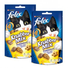 Felix Knabber Mix 2er Pack