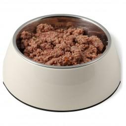 Landfleisch Hundefutter Dog Pur Rinderherz und Reis