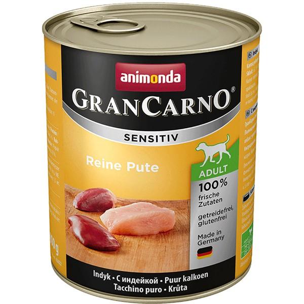 Animonda Nassfutter Grancarno Sensitiv Reine Pute