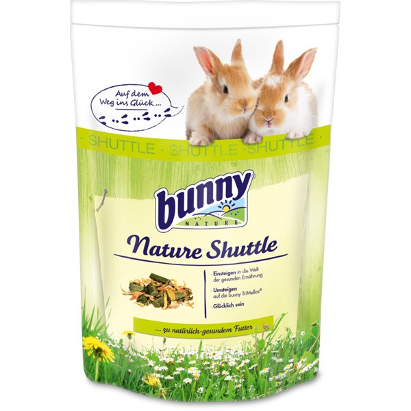 Bunny Nature Shuttle Kaninchen 600g