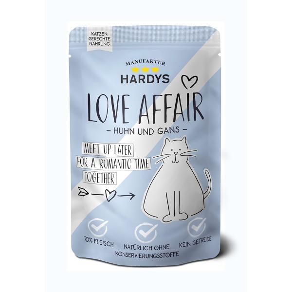 Hardys Love Affair Huhn & Gans
