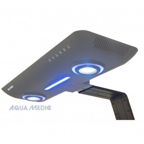 Aqua Medic angel LED holder schwarz