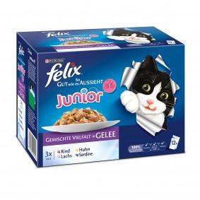 FELIX So gut wie es aussieht Junior Multipack