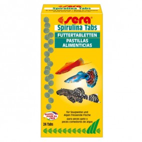 Sera Spirulina Tabs