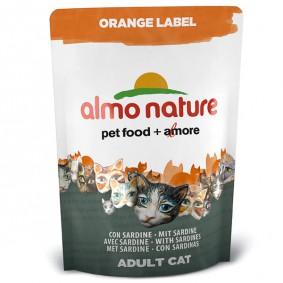 Almo Nature Orange Label Dry Sardelle