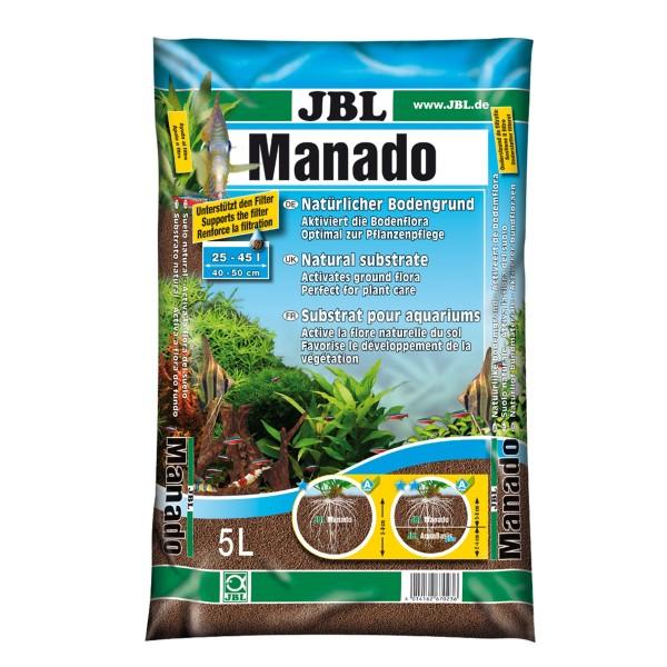 JBL Manado natürlicher Bodengrund - 5l