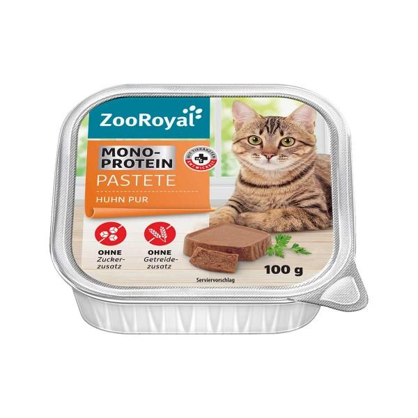 ZooRoyal Mono-Protein Pastete Huhn