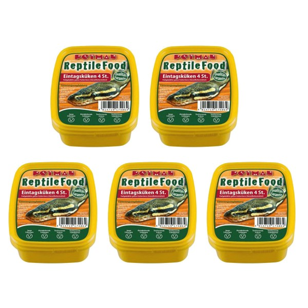 Petman Reptilien-Frostfutterpaket Eintagsküken 20 Stk