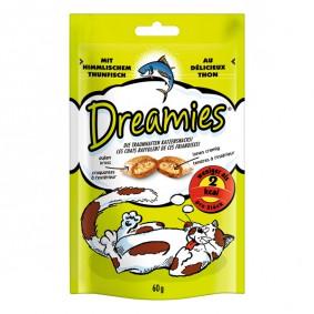 Dreamies Katzensnack mit Thunfisch 60g