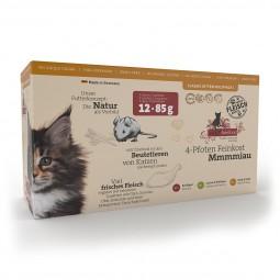 catz finefood Kitten Multipack I 12x85g