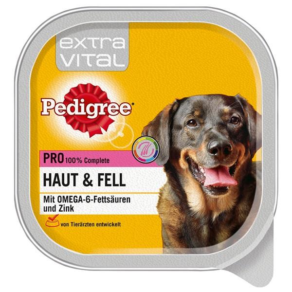 Pedigree Extra Vital Pro Haut & Fell 10x300g