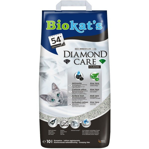 Biokat's Diamond Care Classic 10L