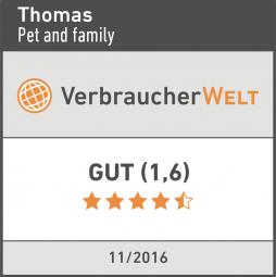 Thomas Pet & Family Staub-/Waschsauger mit Wasserfilterung