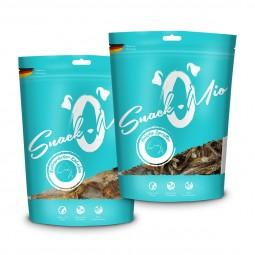 SnackOMio - kulinarischer Kabeljau 200g und frische Sprotten 300g