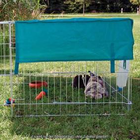 Trixie Sonnenschutz für Freigehege, 116