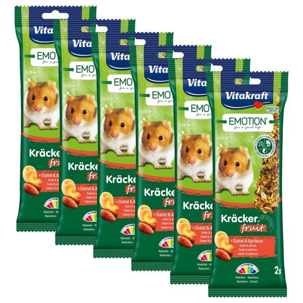 Vitakraft Emotion Kräcker Fruit Hamster 12 Stück