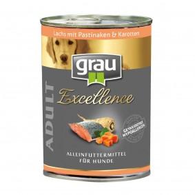 Grau Excellence Adult losos s pastinákem a mrkví