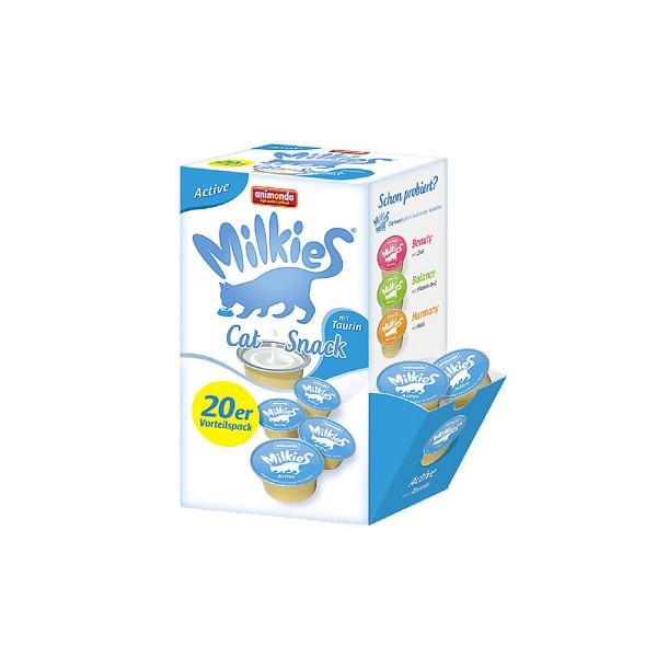 Animonda Milkies Snack Active 20x15g