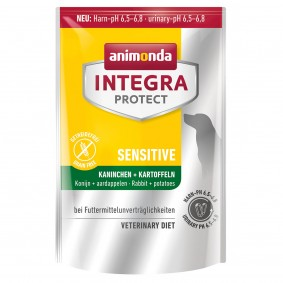 Animonda Hundefutter Integra Protect Sensitive Kaninchen und Kartoffeln