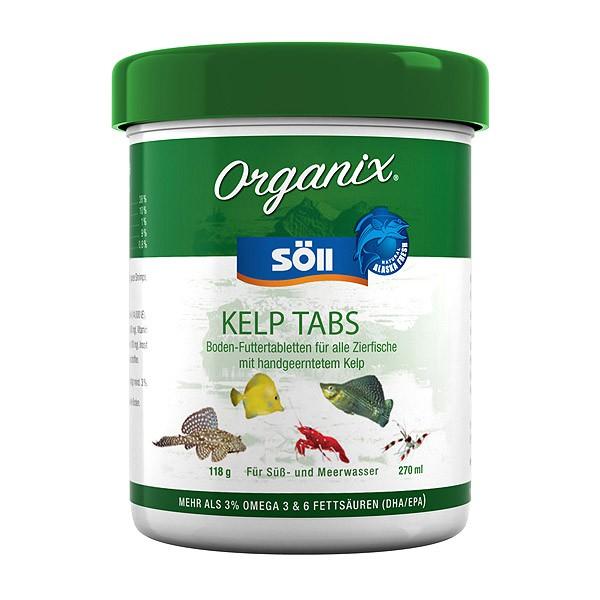 Söll Organix Kelp Tabs - 130ml