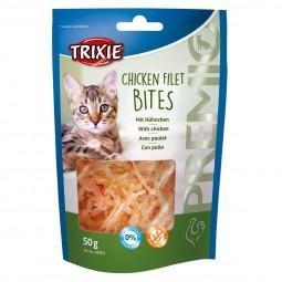 Trixie Katzensnack PREMIO Chicken Filet Bites 50g